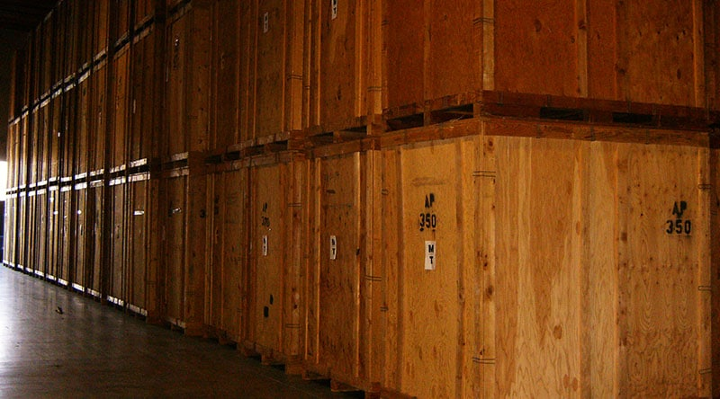 Residential & Business Storage Services in Novato CA by A and P