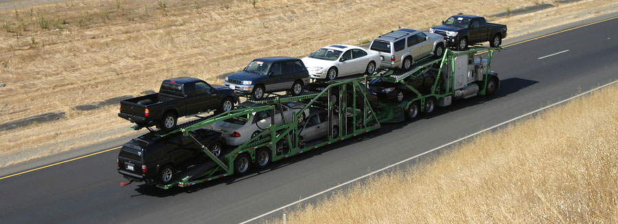 Car Carrier for your long distance move