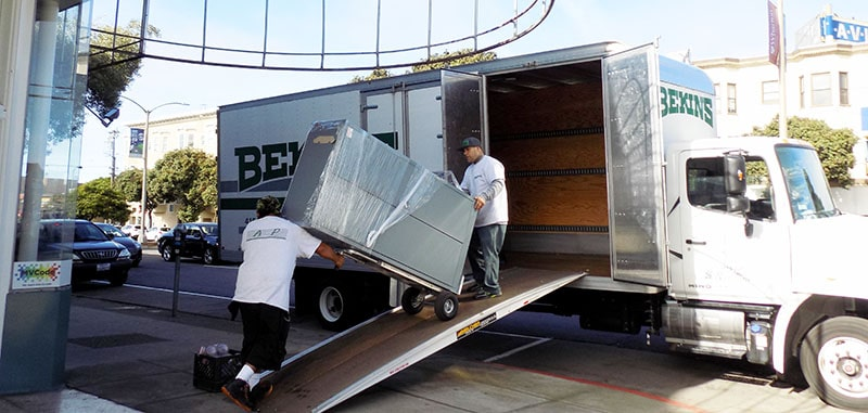 Corporate Moving Services in Marin & Sonoma