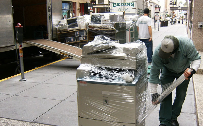 Electronics IT Movers in Marin County