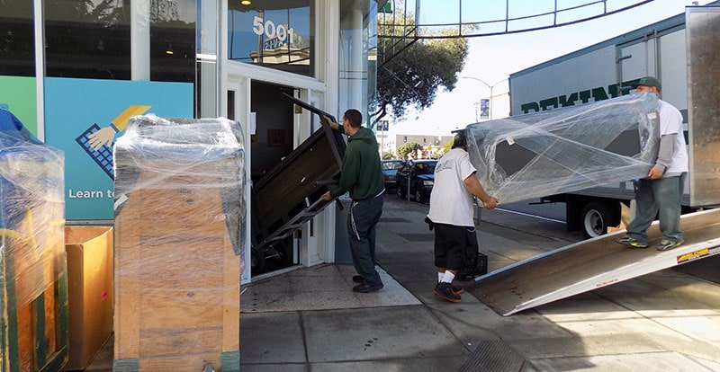 Office Moving Services Marin & Sonoma