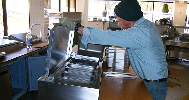 Restaurant Mover Marin County